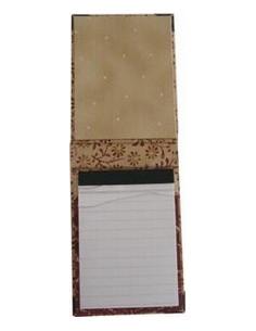 Kit de cartonnage - Bloc-notes Format A7