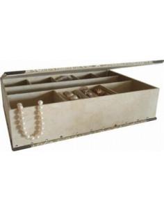 Kit de cartonnage - Boîte à bijoux