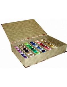 Kit de cartonnage - Boîte à fils