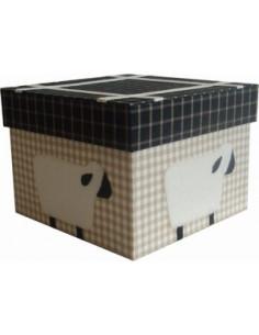Kit de cartonnage - Boîte Laura