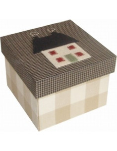 Kit de cartonnage - Boîte Linda