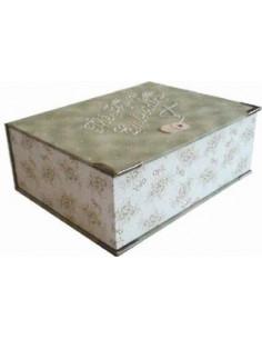 Kit de cartonnage - Boîte Wally