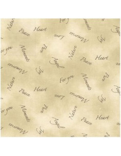 Tissu patchwork - Ivory 201