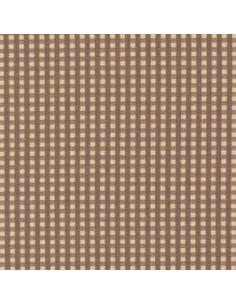 Tissu patchwork - Taupe 306