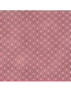 Tissu patchwork - Dusty Rose 407
