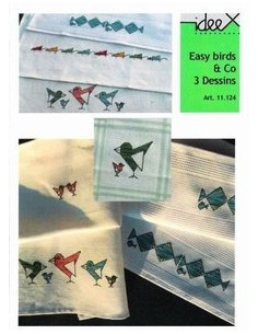 Brochure ideeX - Easy birds et Co