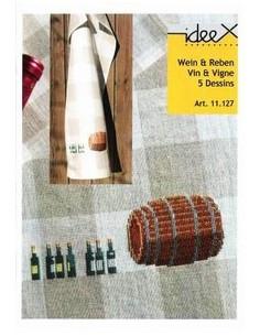 Brochure ideeX - Vin et Vigne