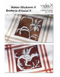 Brochure ideeX - Broderie d Assise II