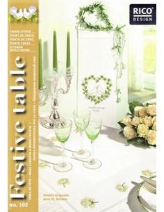 Brochure RICO N°102 Tables de Fête