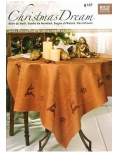 Brochure RICO N°107 Rêve de Noël
