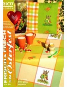 Brochure RICO N°84 Frisch et frech