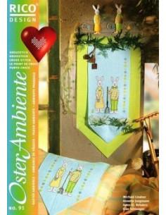 Brochure RICO N°91 Ambiance de Pâques