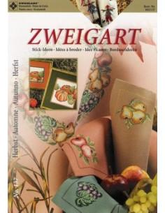 """Brochure Zweigart """"Automne"""""""