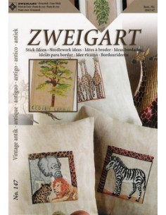 "Brochure Zweigart ""Antique"""