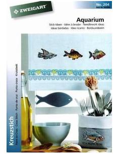 Brochure Zweigart - Aquarium