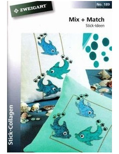 Brochure Zweigart - Mix + Match