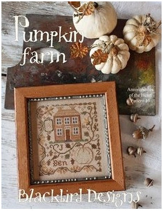 Blackbird Designs - Pumpkin farm