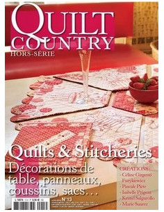 Brochure - Quilt Country - Quilts & Stitcheries