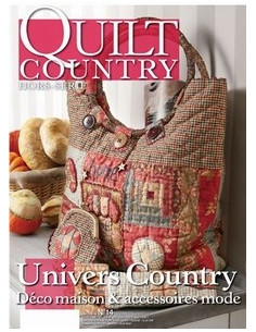 Brochure - Quilt Country - Univers Country