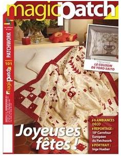 Brochure - Magic Patch - Joyeuses fêtes !