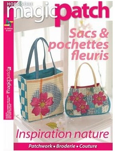 Brochure - Sacs & pochettes fleuris