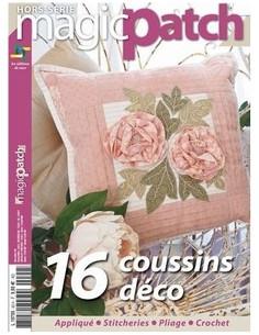 Brochure - Magic Patch - 16 coussins déco
