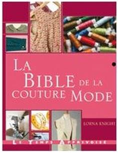 Livre - La Bible de la couture Mode