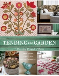 Livre - Blackbird Designs - Tending the Garden