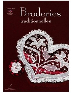 Livre - Broderies traditionnelles