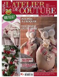 Magazine - L Atelier de couture créative N°1