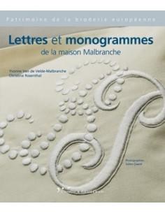 Livre - Lettres et monogrammes de la Maison Malbranche