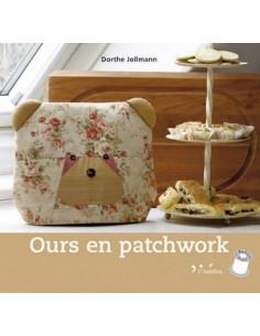 Livre - Ours en patchwork
