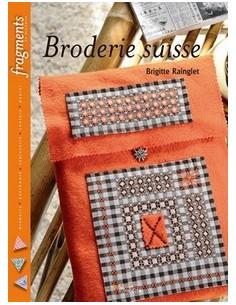 Livre - Broderie suisse