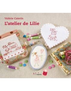 Livre - L atelier de Lilie