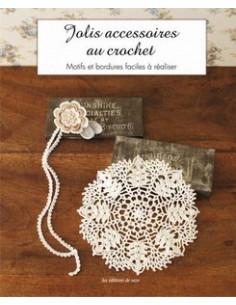 Livre - Jolis accessoires au crochet