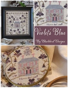 Blackbird Designs - Violets Blue