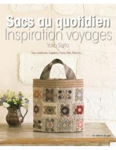 Livre - Sacs au quotitdien - Inspiration voyages