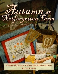 Livre - Autumn at Notforgotten Farm