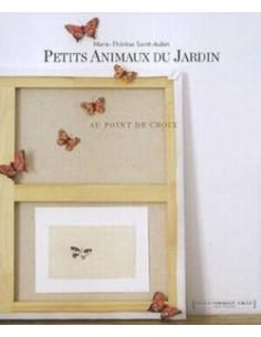 """Livre """"Petits animaux du jardin"""""""
