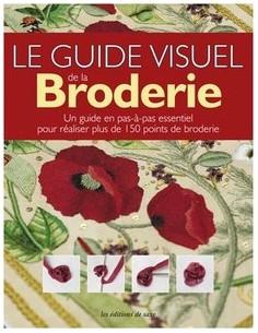 Livre - Le guide visuel de la Broderie