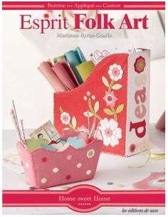Livre - Esprit Folk Art