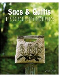 Livre - Sacs & Quilts Inspiration nature