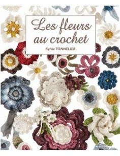 Livre - Les fleurs au crochet