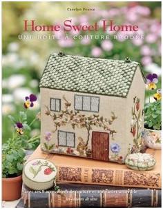 Livre - Home Sweet Home : une boîte à couture brodée