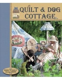 Livre - Quilt & Dog Cottage