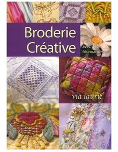 Livre - Broderie Créative
