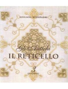Livre - Il reticello - en italien, français et anglais
