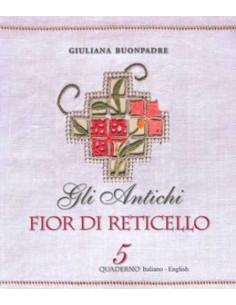 Livre - Fior di Reticello - en italien et français