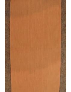 Bande orange-brune