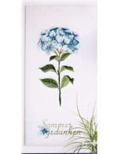 """UB Design """"Hortensienstiel blau"""""""